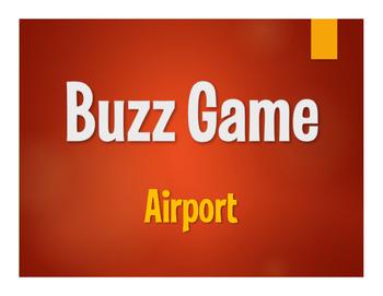 Avancemos 2 Unit 1 Lesson 1 Buzz Game