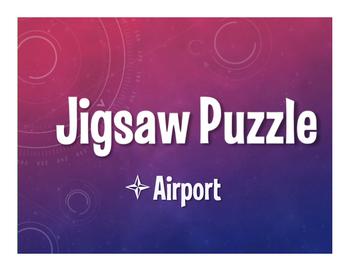 Avancemos 2 Unit 1 Lesson 1 Jigsaw Puzzle