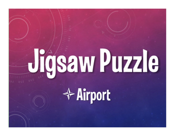 Avancemos 2 Unit 1 Lesson 1 Jigsaw Puzzle
