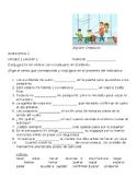 Avancemos 2 Unit 1 Lesson 1  Preguntas para Compañeros & V