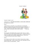 Avancemos 2 Unit 1 Lesson 1  At Airport - Text Messages Re