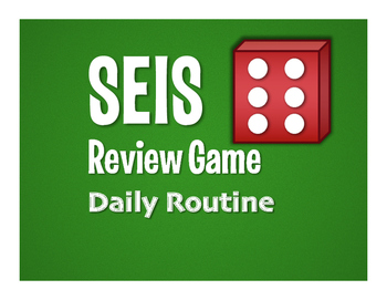 Avancemos 2 Unit 2 Lesson 2 Seis Game
