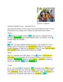 Avancemos 2 Unit 3 Lesson 1  Text Messages Reading Compreh