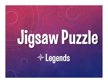 Avancemos 2 Unit 4 Lesson 1 Jigsaw Puzzle