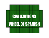 Avancemos 2 Unit 4 Lesson 2 Wheel of Spanish