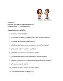 Avancemos 2 Unit 4 through Unit 6 Lesson 2 100 questions O