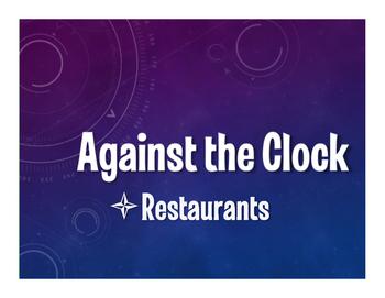 Avancemos 2 Unit 5 Lesson 2 Against the Clock