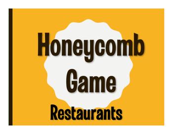 Avancemos 2 Unit 5 Lesson 2 Honeycomb