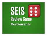 Avancemos 2 Unit 5 Lesson 2 Seis Game