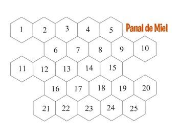 Avancemos 2 Unit 6 Lesson 2 Honeycomb