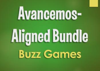 Avancemos 3 Bundle: Buzz Games
