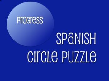 Avancemos 3 Bundle: Circle Puzzles