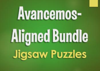 Avancemos 3 Bundle: Jigsaw Puzzles