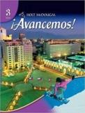 Avancemos 3 (Spanish 3) Curriculum Guide/ Pacing Guide/ We