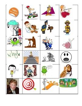 Avancemos 3 Unidad 4 Leccion 2 Pescalo images for vocabulary game