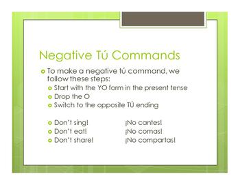 Avancemos 3 Unit 2 Lesson 1 Notes