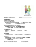 Avancemos 3 Unit 2 Lesson 1 Survey and Speaking Activity