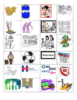 Avancemos 3 Unit 2 Lesson 1 Telethon & Newspaper visuals