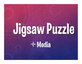 Avancemos 3 Unit 2 Lesson 2 Jigsaw Puzzle