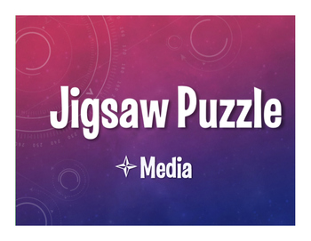 Avancemos 3 Unit 2 Lesson 2 Jigsaw Puzzle
