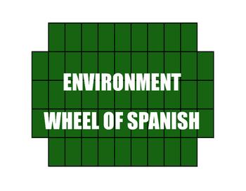 Avancemos 3 Unit 3 Lesson 1 Wheel of Spanish