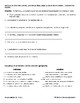 Avancemos 3 Unit 3 Lesson 1 vocabulary/future tense practice worksheet with KEY