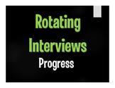Avancemos 3 Unit 3 Lesson 2 Rotating Interviews