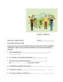Avancemos 3 Unit 3 Lesson 2  Subjunctive Packet with 3 Exercises