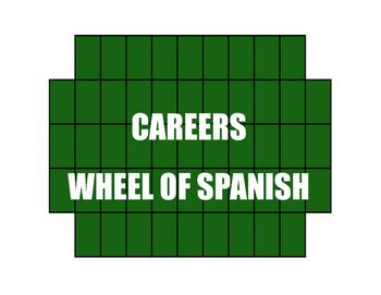 Avancemos 3 Unit 4 Lesson 1 Wheel of Spanish