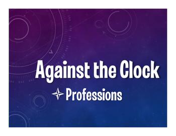 Avancemos 3 Unit 4 Lesson 2 Against the Clock