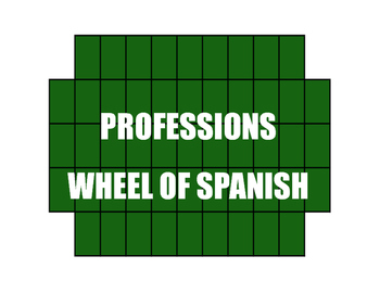 Avancemos 3 Unit 4 Lesson 2 Wheel of Spanish