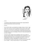 Avancemos 3 Unit 5  Lesson 1  Reading Comprehension   El Secreto