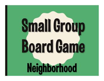 Avancemos 3 Unit 6 Lesson 1 Board Game