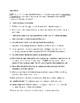 Avancemos 3 Unit 6 Lesson 2 Survey and Speaking Activity