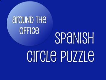 Avancemos 4 Bundle: Circle Puzzles