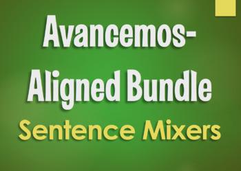 Avancemos 4 Bundle: Sentence Mixers