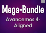 Avancemos 4 Semester 1 Mega-Bundle