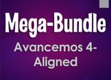 Avancemos 4 Semester 2 Mega-Bundle