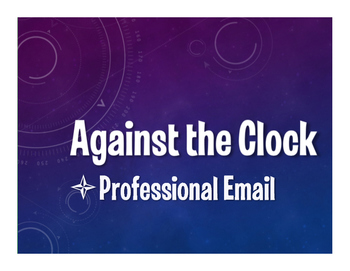 Avancemos 4 Unit 1 Lesson 2 Against the Clock