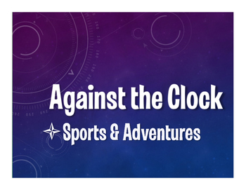 Avancemos 4 Unit 2 Lesson 1 Against the Clock