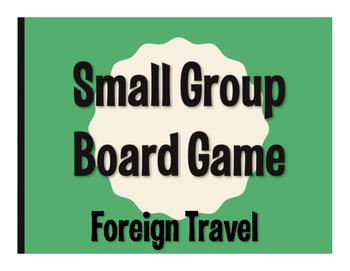 Avancemos 4 Unit 3 Lesson 1 Board Game