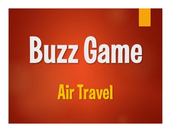 Avancemos 4 Unit 3 Lesson 2 Buzz Game