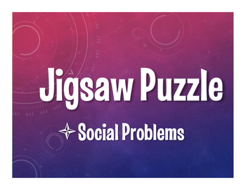 Avancemos 4 Unit 4 Lesson 1 Jigsaw Puzzle
