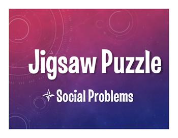 Avancemos 4 Unit 4 Lesson 1 Jigsaw Puzzle