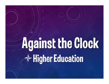 Avancemos 4 Unit 4 Lesson 2 Against the Clock