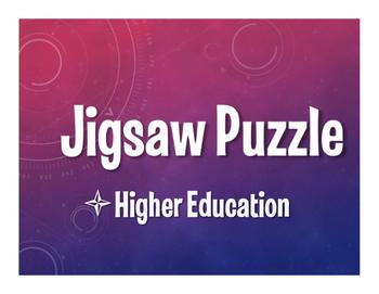 Avancemos 4 Unit 4 Lesson 2 Jigsaw Puzzle