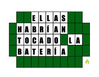 Avancemos 4 Unit 5 Lesson 1 Wheel of Spanish