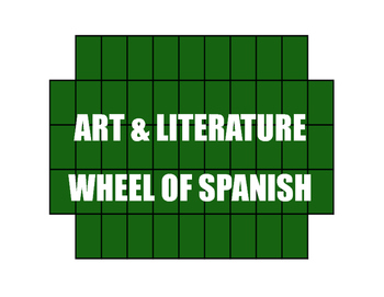 Avancemos 4 Unit 5 Lesson 2 Wheel of Spanish