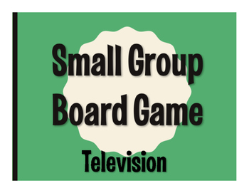 Avancemos 4 Unit 6 Lesson 1 Board Game