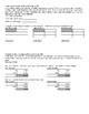 Avancemos (Book 2) Unidad 4 Review Sheet